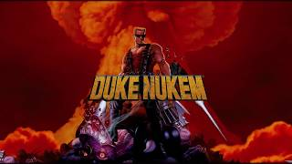Duke Nukem 3D [ Xbox 360 ] Gameplay -  Level 1 - 100 % Secrets Hollywood Holocaust w Gamepad