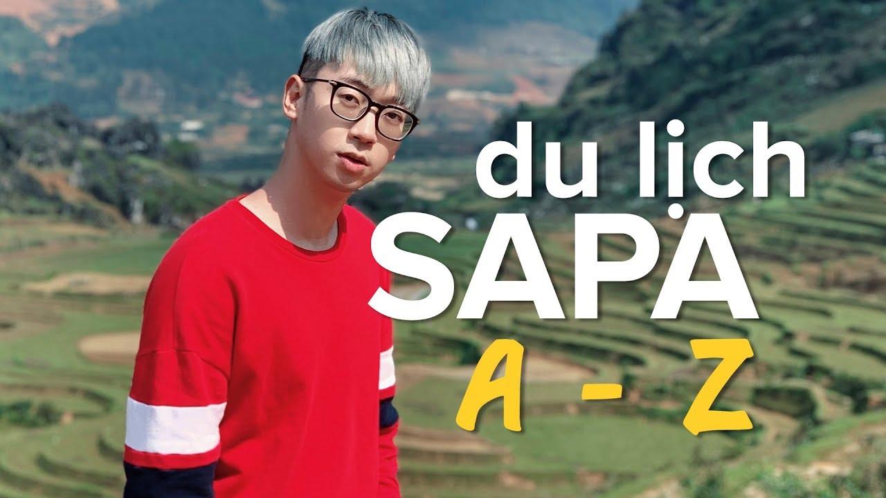 Kinh nghiệm du lịch SAPA từ A - Z || Ăn thắng cố, lẩu cá tầm, xiên nướng Sapa
