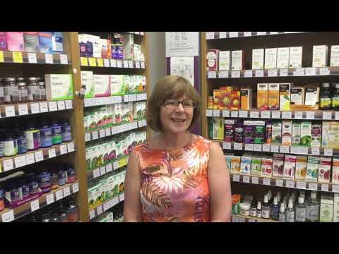 Claire Whitty of Natural Health Store is speaking about GUNA supplements