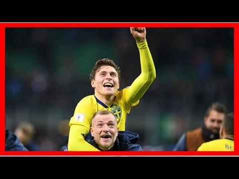 Breaking News | Smällen: Anfallaren sjuk inför Sveriges landskamp