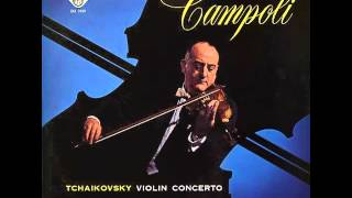 Tchaikovsky - Violin Concerto - Second and third movements