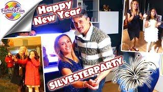 SILVESTERPARTY FEIER SPEZIAL 💃🎉 - FEUERWERK TANZEN ganze Nacht - Family Fun