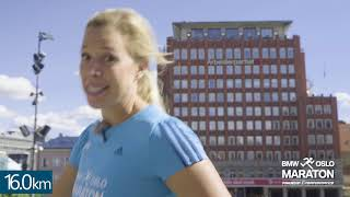 Løypefilm Oslo Maraton 2017