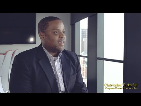 Christopher Tucker '08 - Strength in the liberal arts