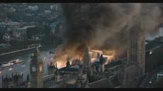Трейлер Падение Лондона ✔