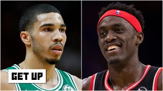 Bold Eastern Conference predictions: Celtics to the ECF, Raptors to the NBA Finals | Get Up