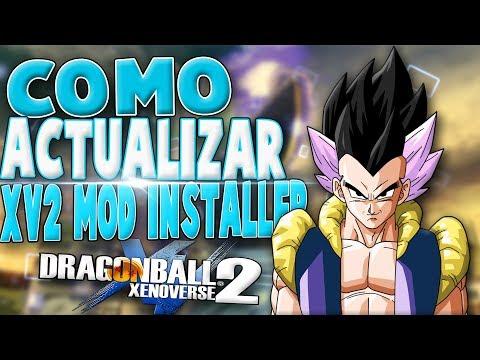 Como Actualizar el X2M a la ULTIMA Version | Dragon Ball Xenoverse 2 | 1.07