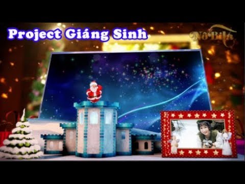 Project + Style Giáng Sinh 2018