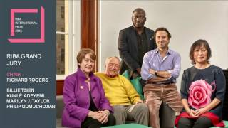 riba international prize winner s lecture 2016 with grafton architects and richard rogers