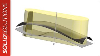 SOLIDWORKS Complex Shapes & Surfaces for Beginners - SOLIDWORKS Tutorial