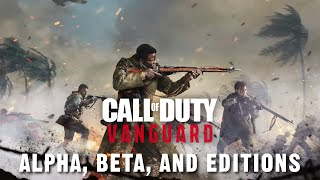 Call of Duty Vanguard | How to get the Alpha and Beta | Preorder Info!!! (PS4, X1, PS5, Series X|S)