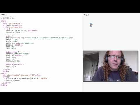 HTML5 Data Attributes