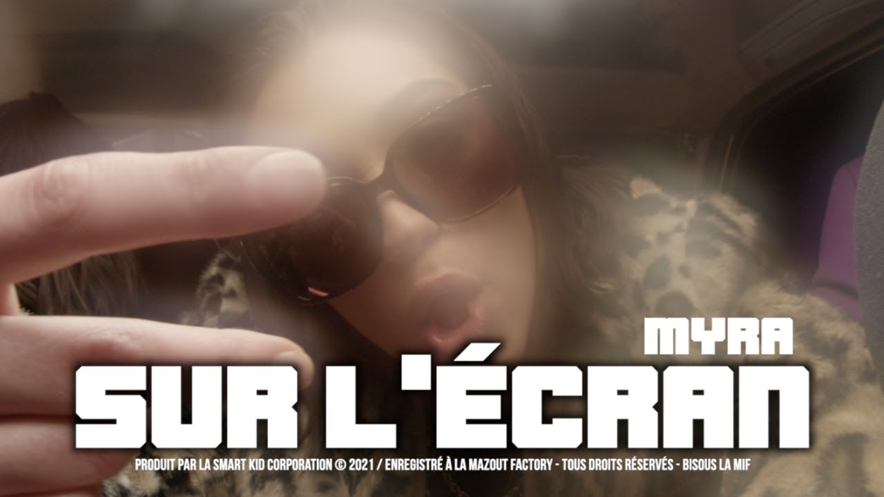 MYRA - SUR L'ÉCRAN
