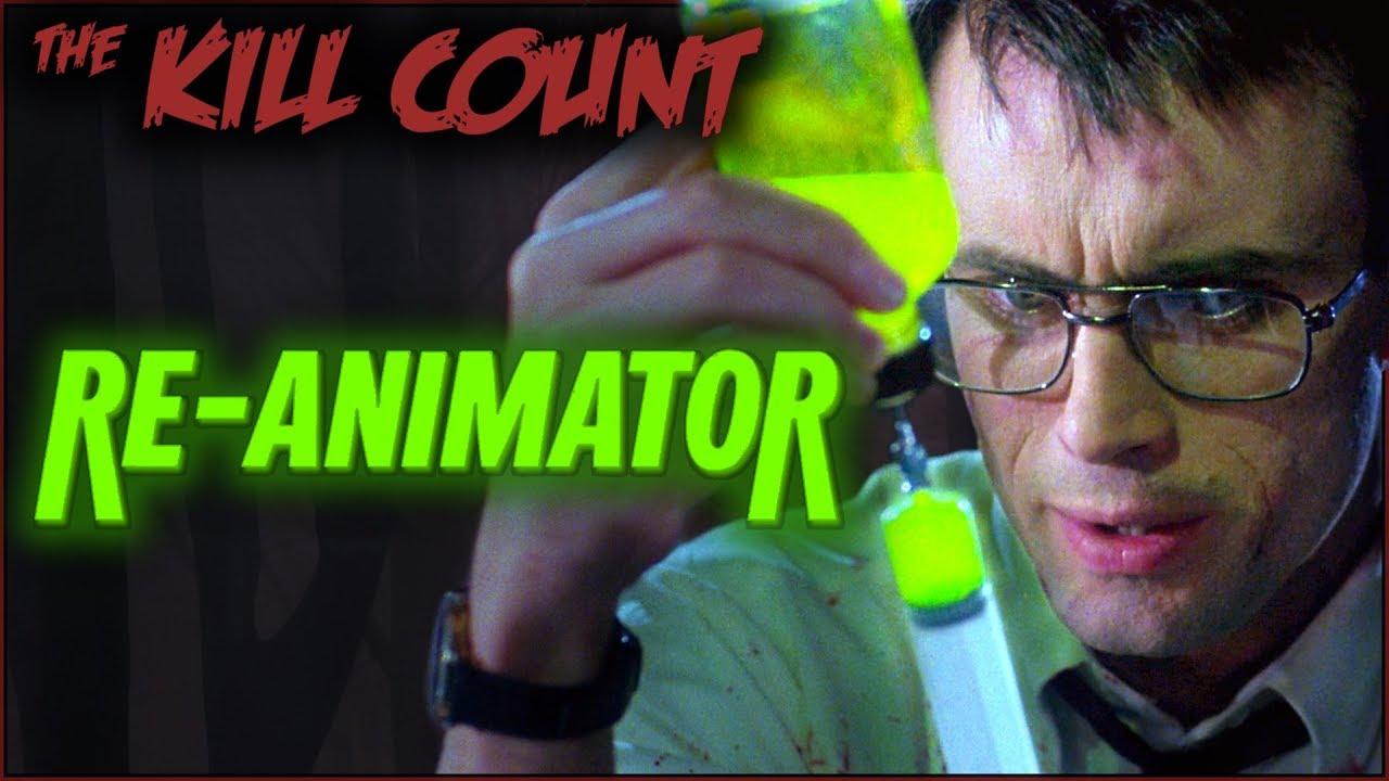Download Re-Animator (1985) KILL COUNT