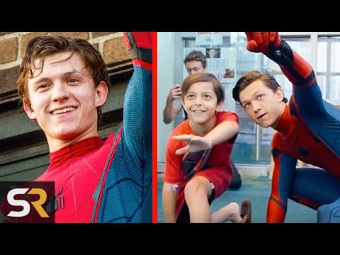10 Actors Who Are Superheroes In Real Life