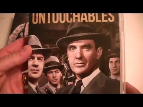 Présentation (unboxing) The Untouchables the complete series