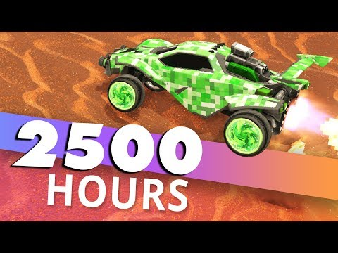 Rocket League: After 2500 Hours thumbnail