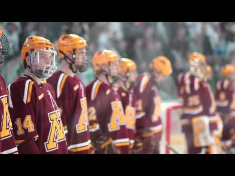 Our Time: Gopher Hockey vs. North Dakota