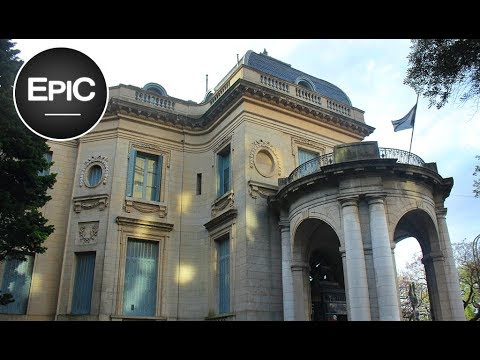 Museo de Arte Decorativo / Museum of Decorative Arts - Buenos Aires, Argentina (HD)