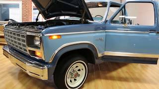 Video 1980 Ford F-100 Pickup Truck For Sale~VERY low Miles~Pristine Condition~8 Track download MP3, 3GP, MP4, WEBM, AVI, FLV September 2018