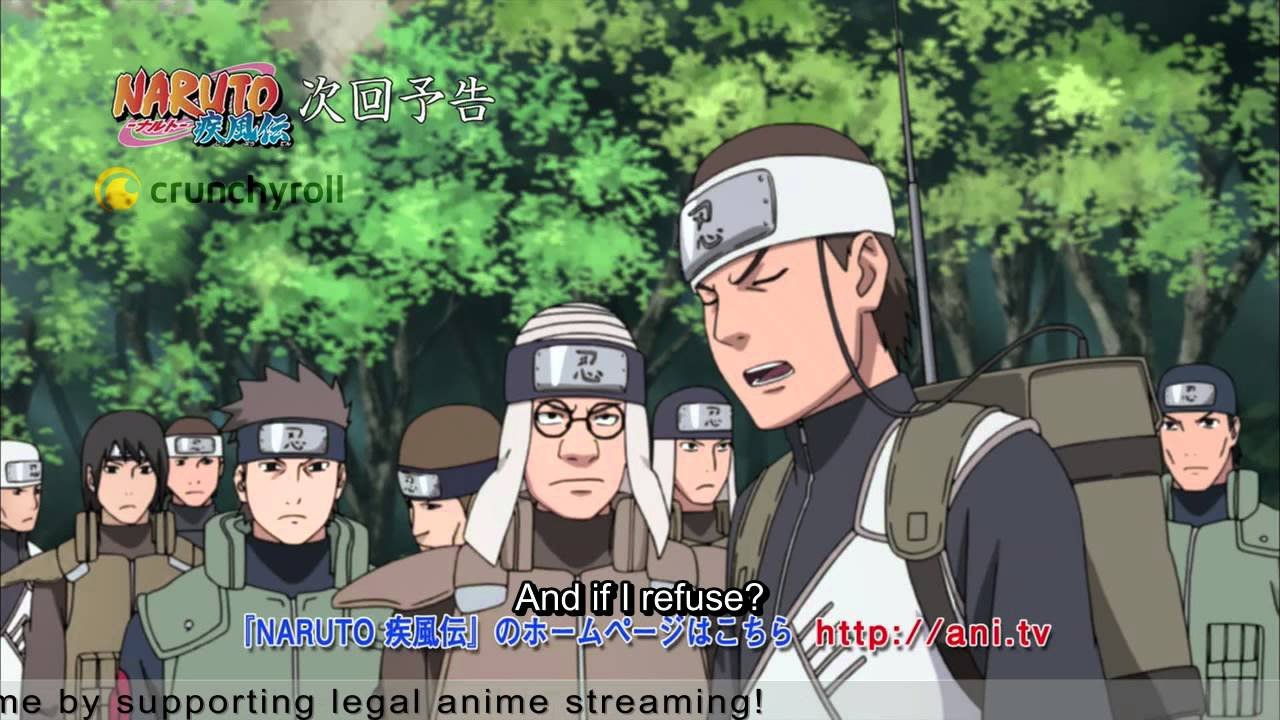 Naruto Shippuden 264 Official Preview by Crunchyroll Collection