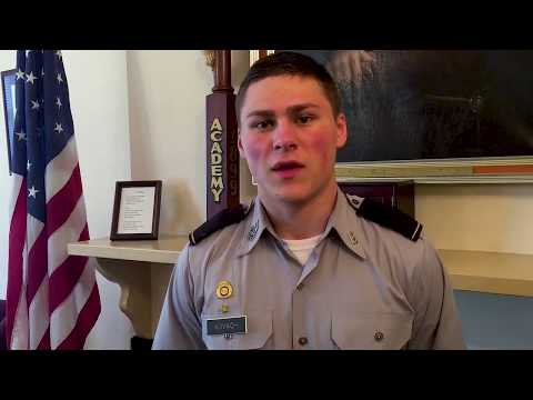 Senior Cadets Reflect on Their Time at Massanutten Military Academy