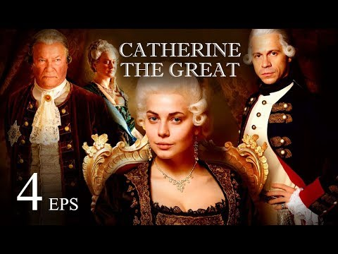 CATHERINE THE GREAT - 4 EPS HD - English Subtitles