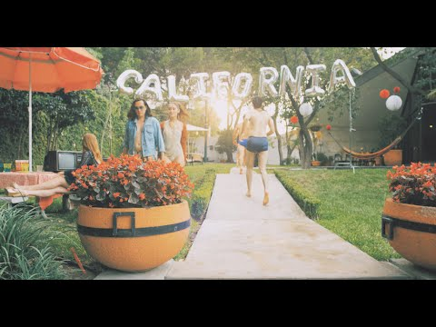 On Dead Waves - California (Official Video)