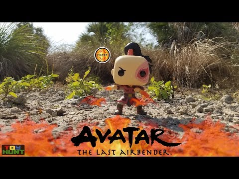 Toy Hunting For New Avatar The Last Airbender Zuko Funko Pop Chase