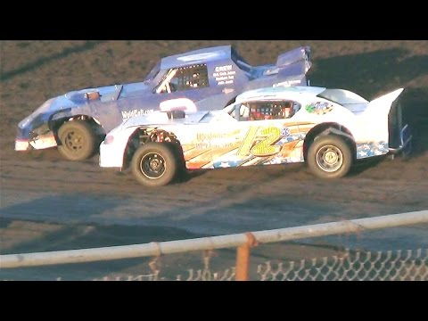 Super Stocks MAIN  7-9-16  Petaluma Speedway