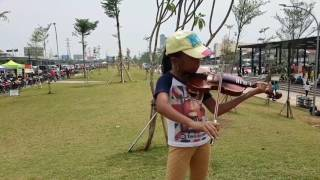 Rayuan Pulau Kelapa violin by Luhgek