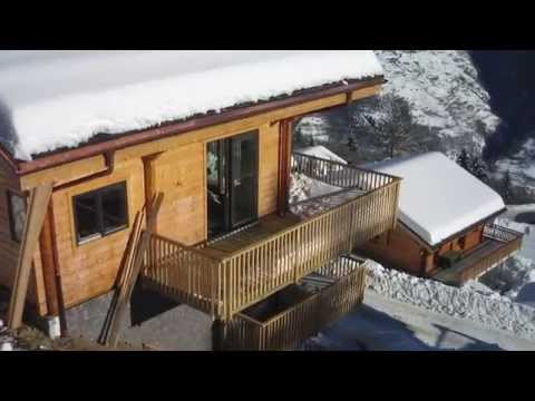 Blockhaus Fjord