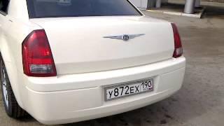 Прокат крайслер 300 С в Тольятти