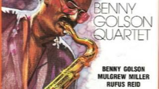 Beautiful Love - Benny Golson Quartet