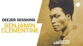 Benjamin Clementine - Live Deezer Session (Cornerstone)