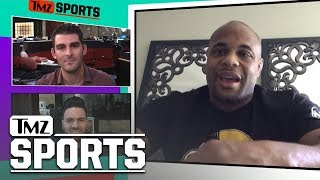 Daniel Cormier Says Brock Lesnar Fight 'Going To Happen' In 2019   TMZ Sports