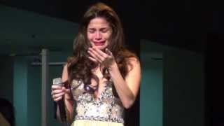 Anne Curtis Crying