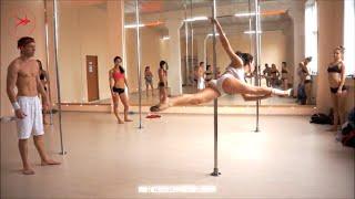 Amazing pole sport