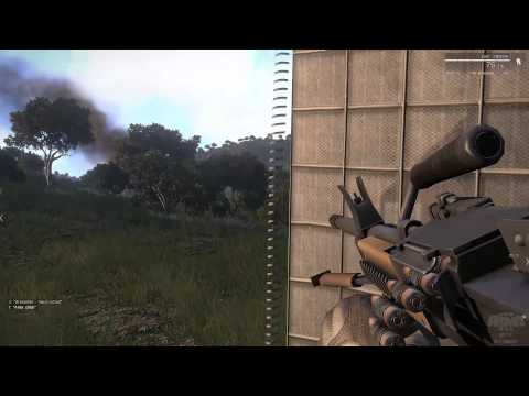 Arma 3 Beta - Combined Arms Showcase (Gameplay)
