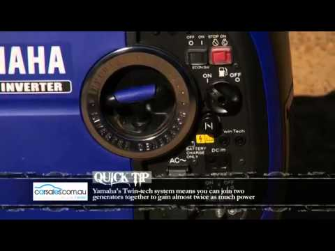 Yamaha EF2000iS 2000 Watt Inverter Generator - Generator Store