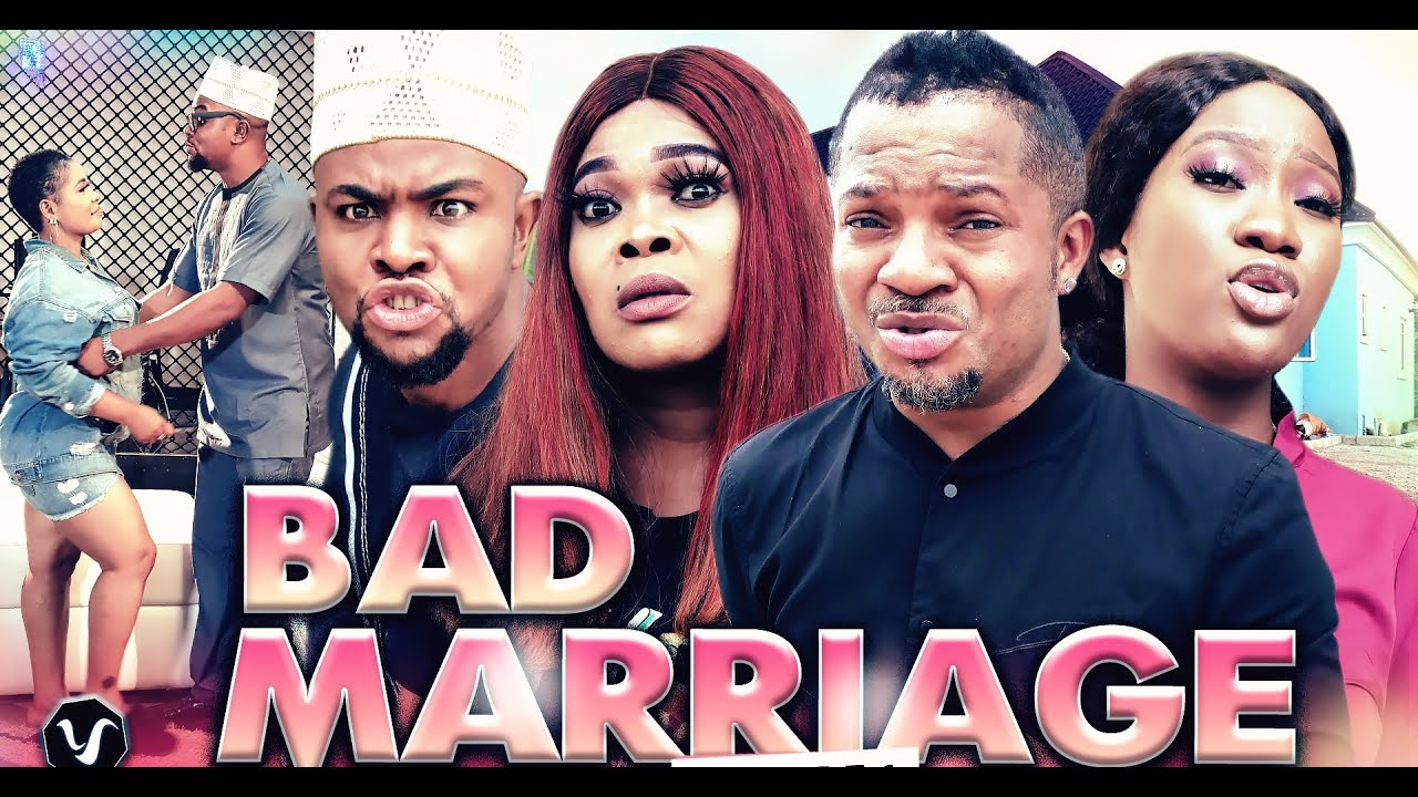 Download BAD MARRIAGE FINAL EPISODE/HIT TRENDING MOVIE/NEW 2020 NIGERIAN NOLLYWOOD MOVIE FULL HD