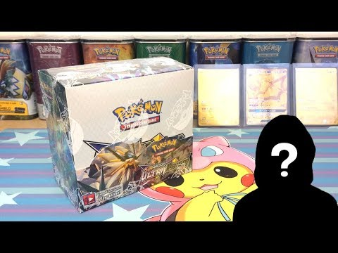 Asking a STRANGER to Open an Ultra Prism Booster Box with Me!!