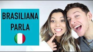 Ma Lei È Brasiliana?   Imparare l'Italiano