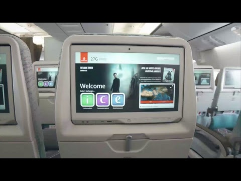 Cabin Tour | New Emirates Boeing 777-300ER
