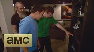 Talked About Scene Episode 302 Comic Book Men: To The Bat Cave