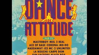 Dance Attitude 1