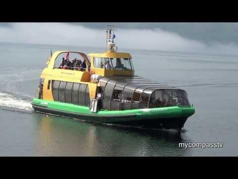 Saguenay Fjord - Quebec travel