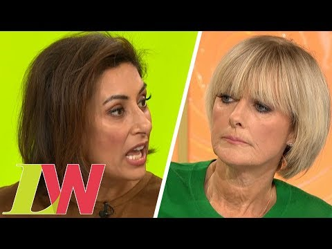 Is the Benefits System Making People 'Workshy'? | Loose Women