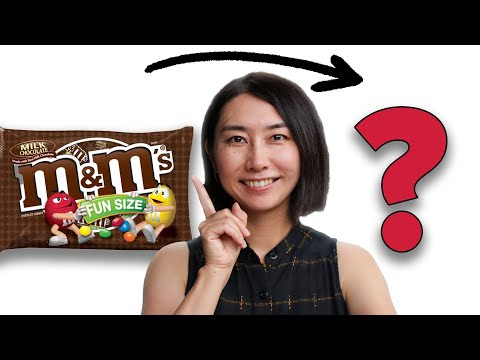 Can Rie Make M&Ms Fancy