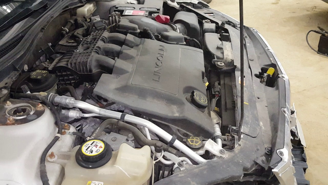 hight resolution of db0134 2007 lincoln mkz awd 3 5l engine